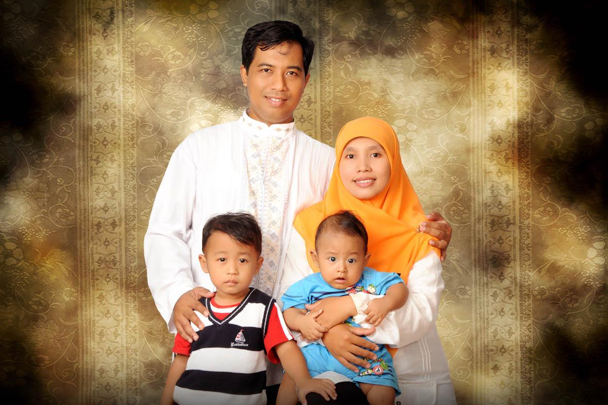 FOTO Keluarga Ahmad Subagyo 1