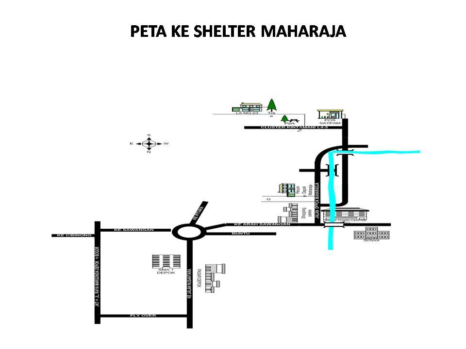 PETA KE SHELTER MAHARAJA
