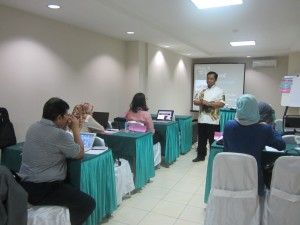 training GCG Introduction