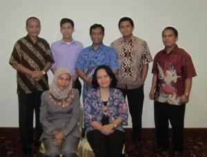 peserta dan trainer