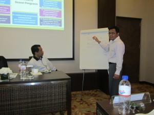 peserta aktif presentasi