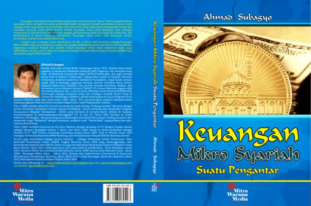 Cover Buku Keuangan Mikro Syariah