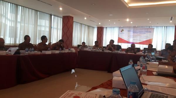 diskusi FGD RUU Perkoperasian