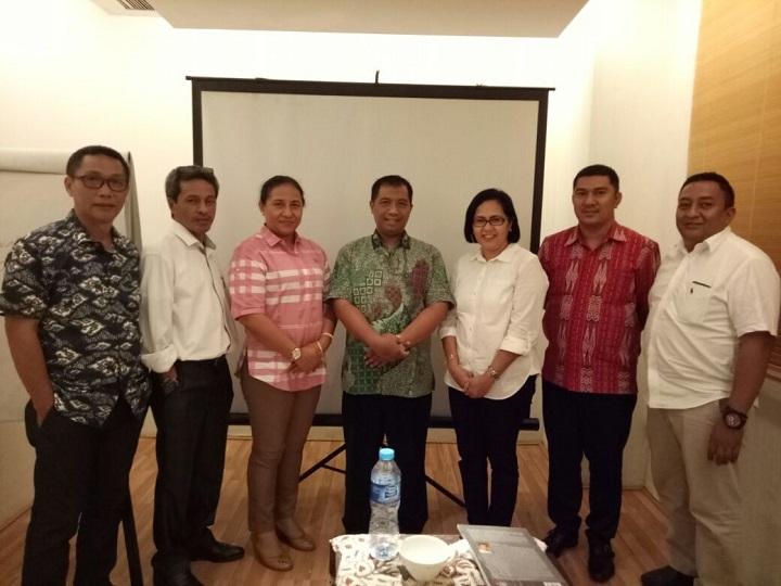 foto bersama peserta training